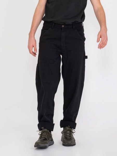 Pantaloni 80S Painter Overdye black hickory