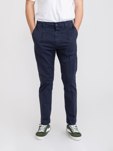 Chinos Denis navy