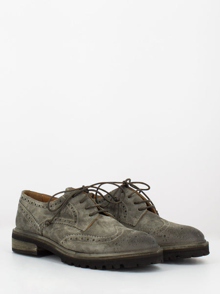 Derby full brogue sayo fango