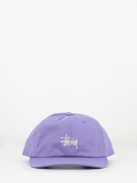 Cappello Stock Low lavanda