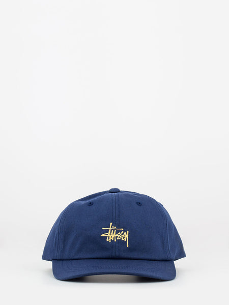 Cappello Stock Low navy