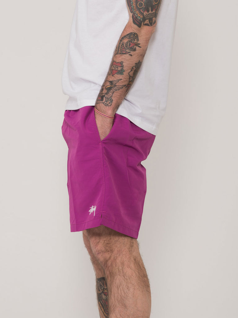 STUSSY - Costume Stock water fuxia