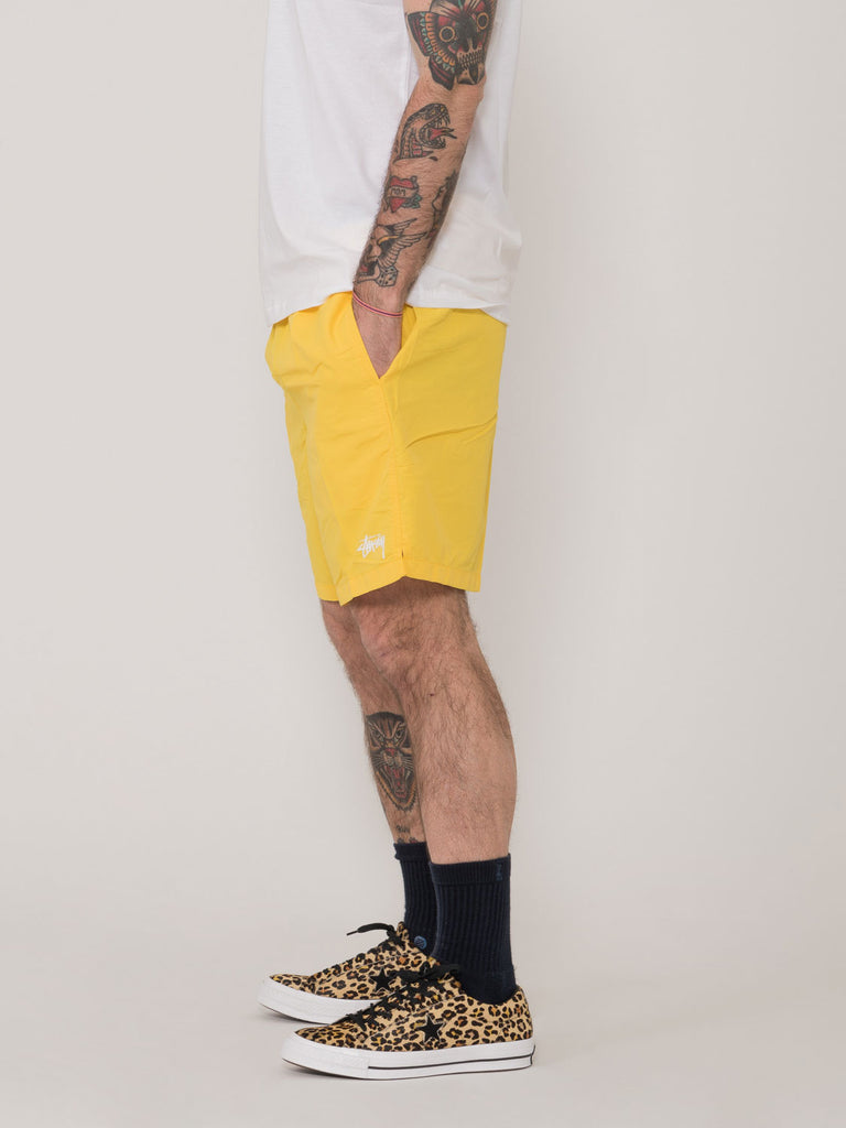 STUSSY - Costume Stock water giallo