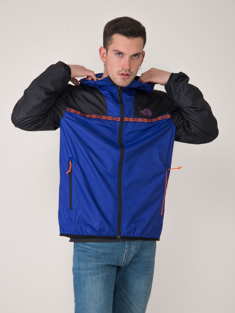 THE NORTH FACE - Giacca cyclone 2 bluette / nero