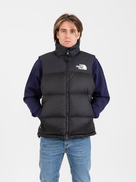 Gilet 1996 Retro Nuptse tnf black