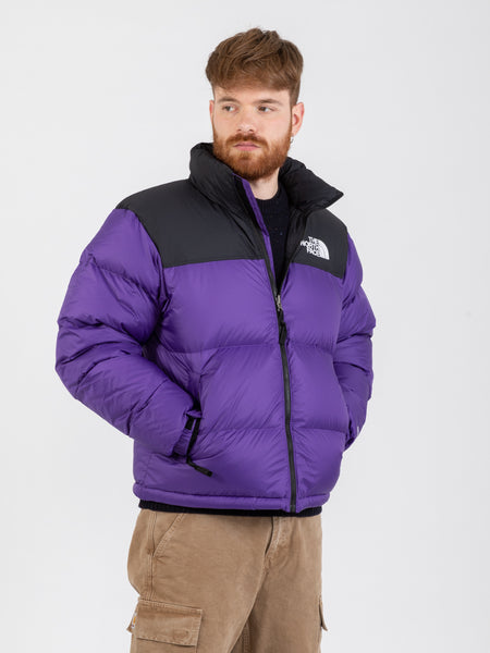 Piumino 1996 Retro peak purple