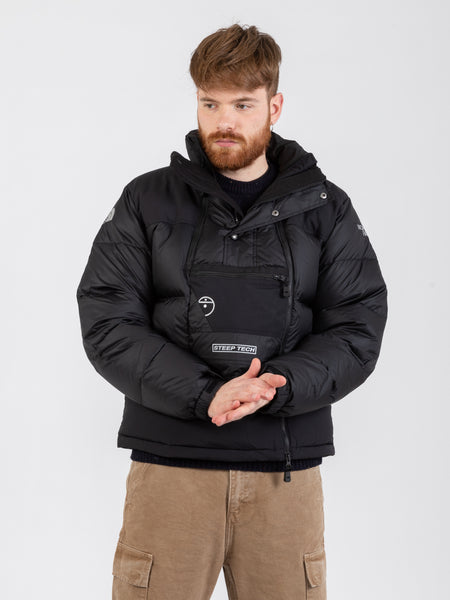 Piumino Anorak Steep Tech black