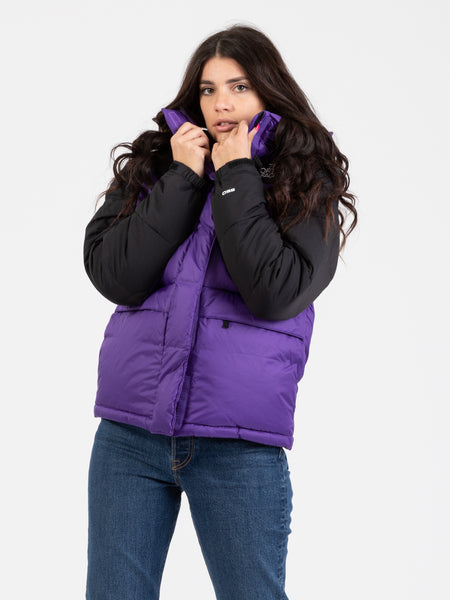 Piumino Himalayan Down peak purple