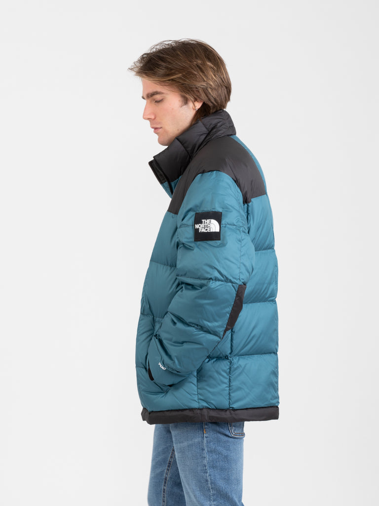 THE NORTH FACE - Piumino LHotse mallard blue