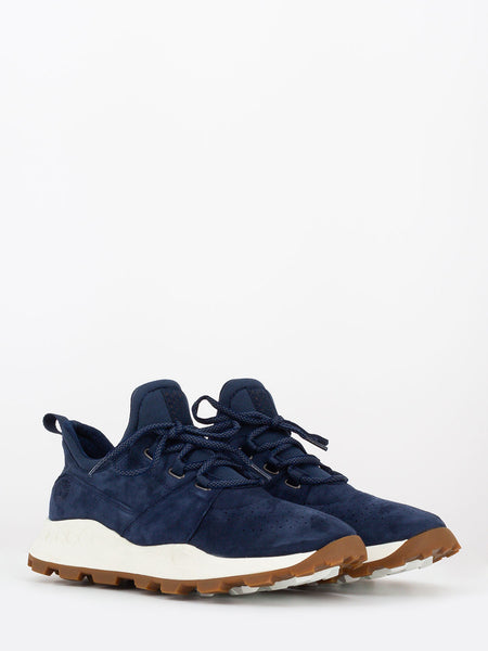 Brooklyn oxford navy suede