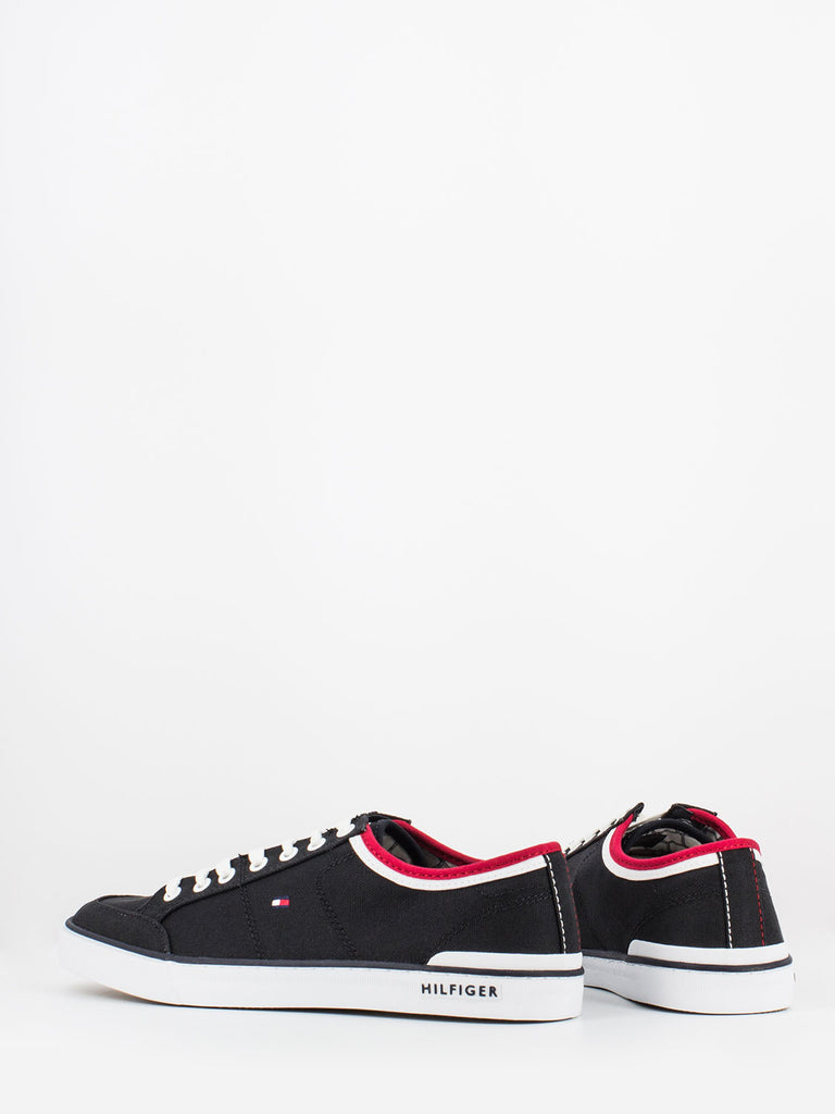 TOMMY HILFIGER - Sneakers core corporate blu