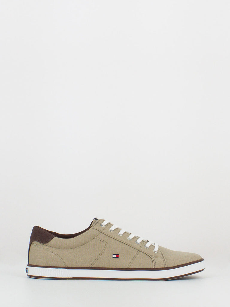 TOMMY HILFIGER - Sneakers iconic long lace cobblestone