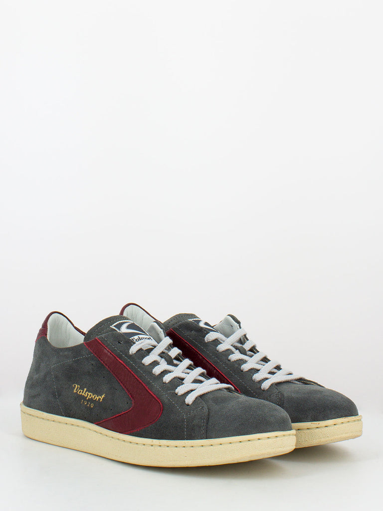 VALSPORT - Tournament in suede grigie