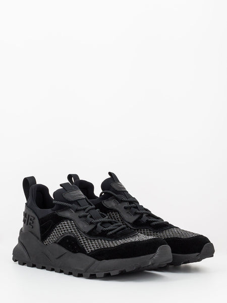 Sneakers club04 total black