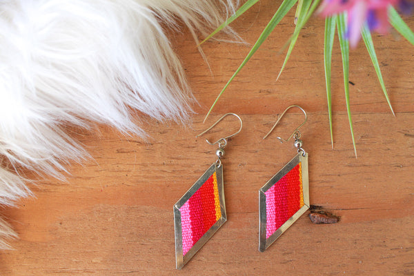 Summer Sunset Earrings - Wild Hearts & Halos