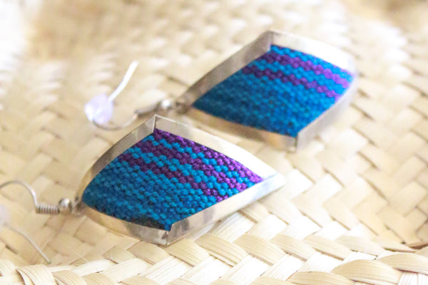 Midnight Swim Earrings - Wild Hearts & Halos