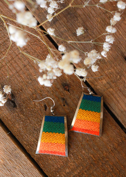 Campfire Jams Earrings - Wild Hearts & Halos