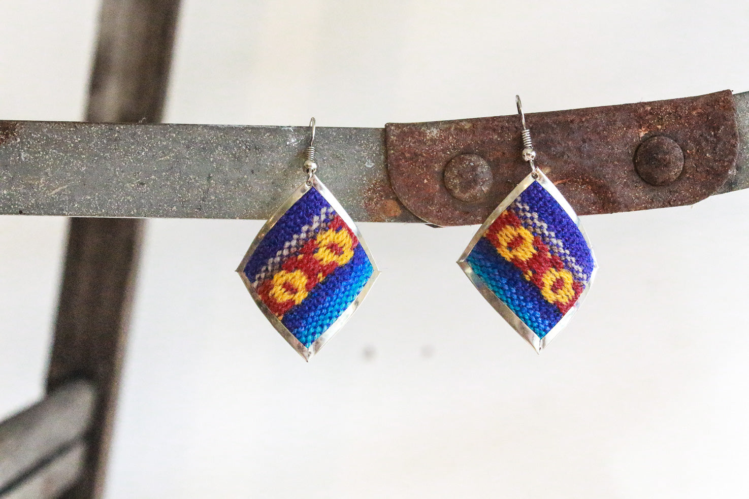 Raining Sunshine Earrings - Wild Hearts & Halos