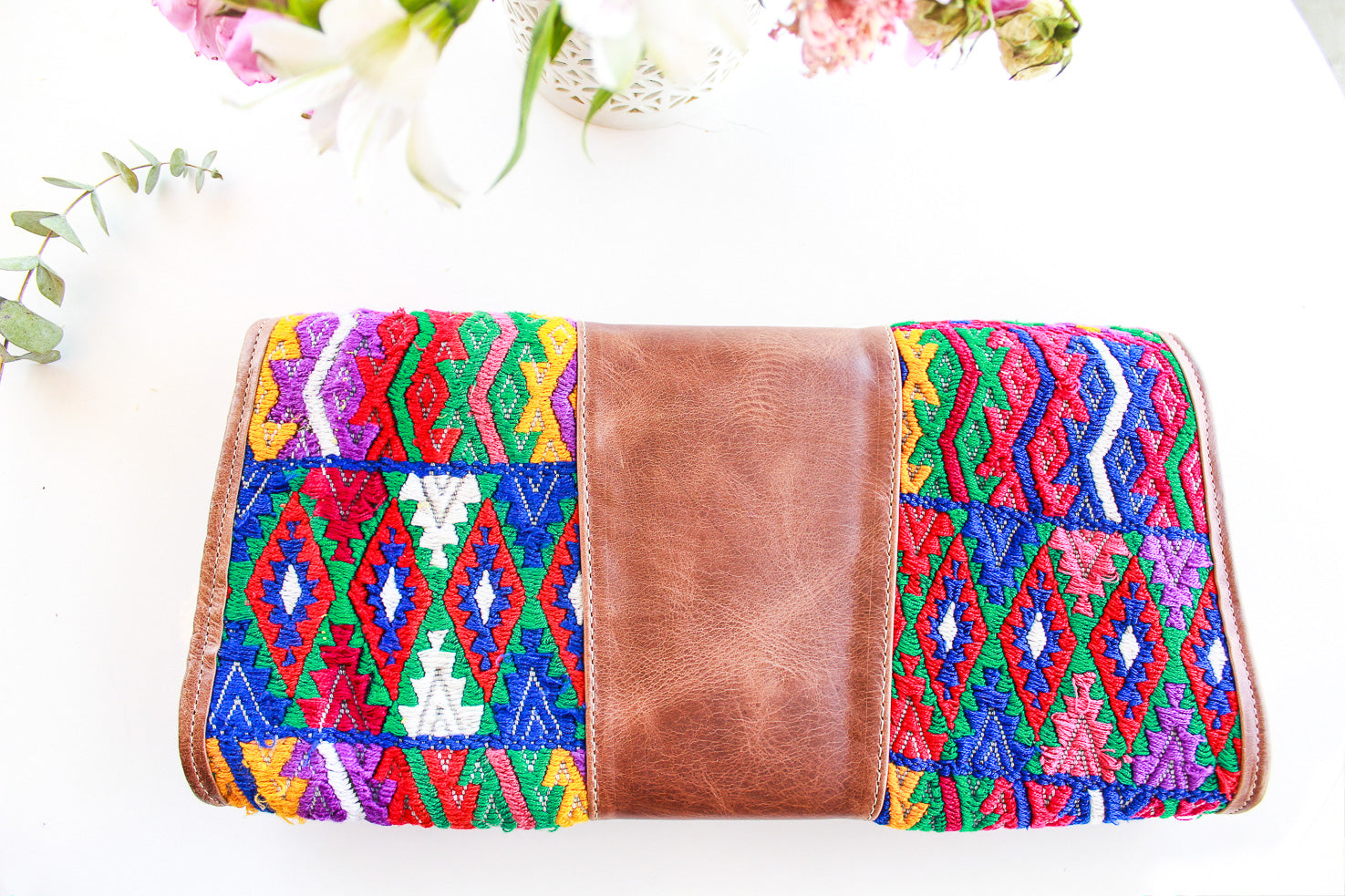 The Alaia Clutch - Wild Hearts & Halos