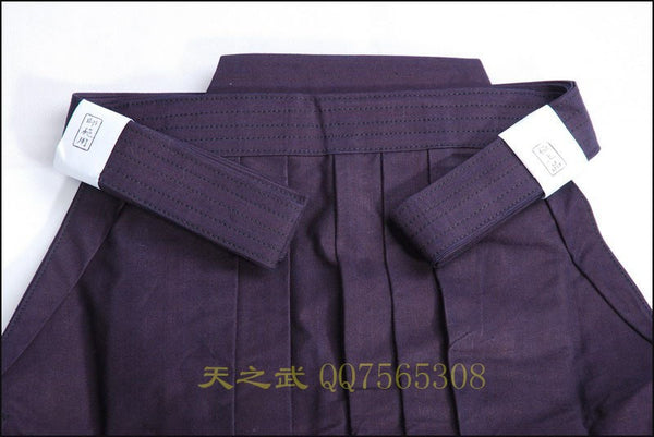 WKO 10018 Top Quality 100% Cotton Blue Kendo Iaido Aikido Martial Arts Uniform Sportswear Kimono