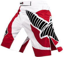 Load image into Gallery viewer, wko 10005  h2 MMA 158 professional RED Fight shorts - Muay Thai/Jujitsu shorts