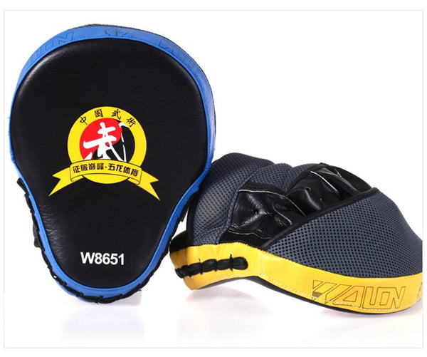 WKO 10040 Supports Taekwondo Karate Instep Guard Foot Boxing Protector WTF Kung Fu