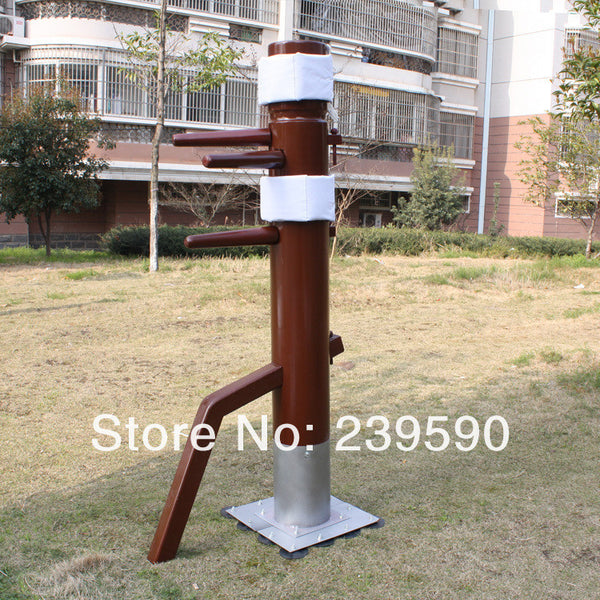 WKO 10038 Wing Chun Wooden Dummy set martial arts exercise specialized