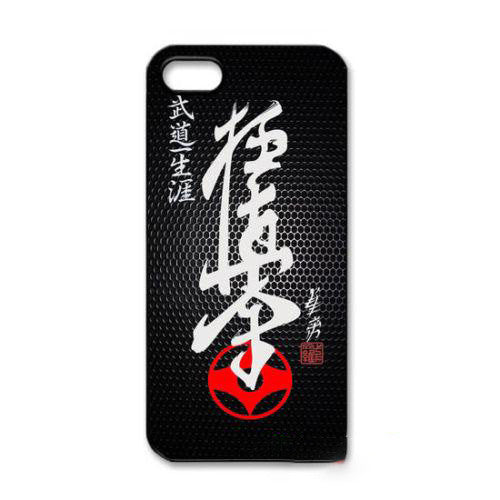 WKO 10029 Oyama Kyokushin Karate Protective cellphone case cover for iphone Samsung Galaxy