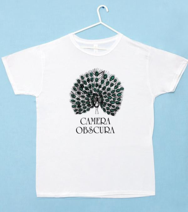 Men's 'Peacock' t-shirt