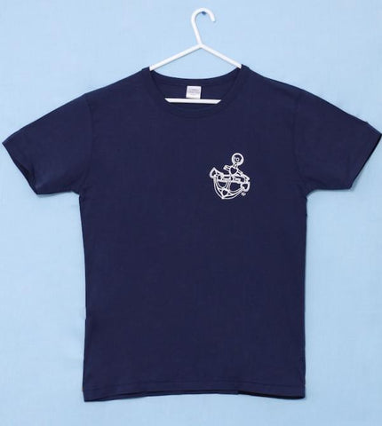 Mens 'Anchor' t-shirt