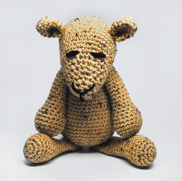 KidEssenceShop: Baby Toys - Crochet Stuffed Bear