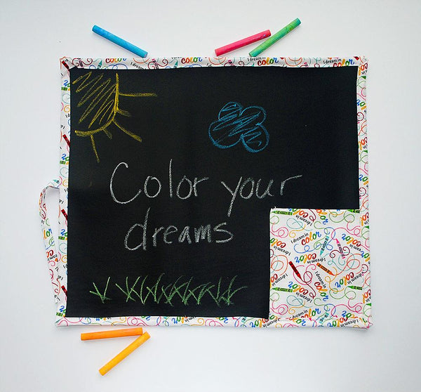 KidEssenceShop: Travel Toys - Doodle Travel Chalkboard