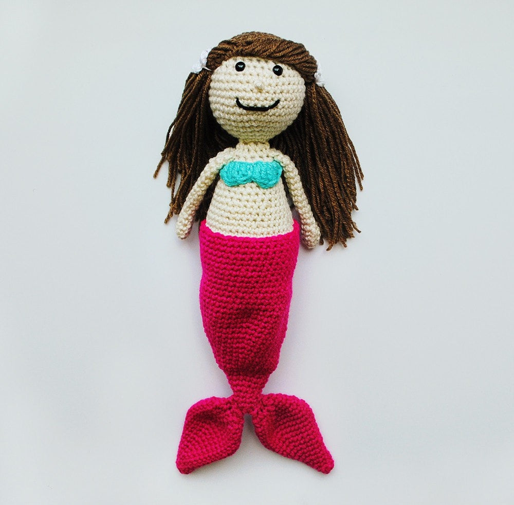 KidEssenceShop: dolls - Mermaid Doll