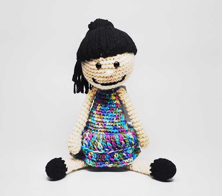 KidEssenceShop: dolls - Custom, Personalized Crochet Doll