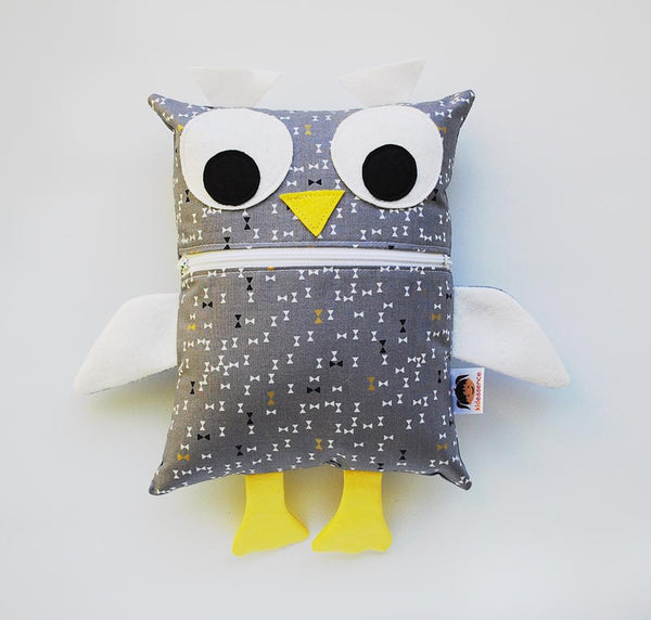 KidEssenceShop: Worry Animal - Owl Worry Animal