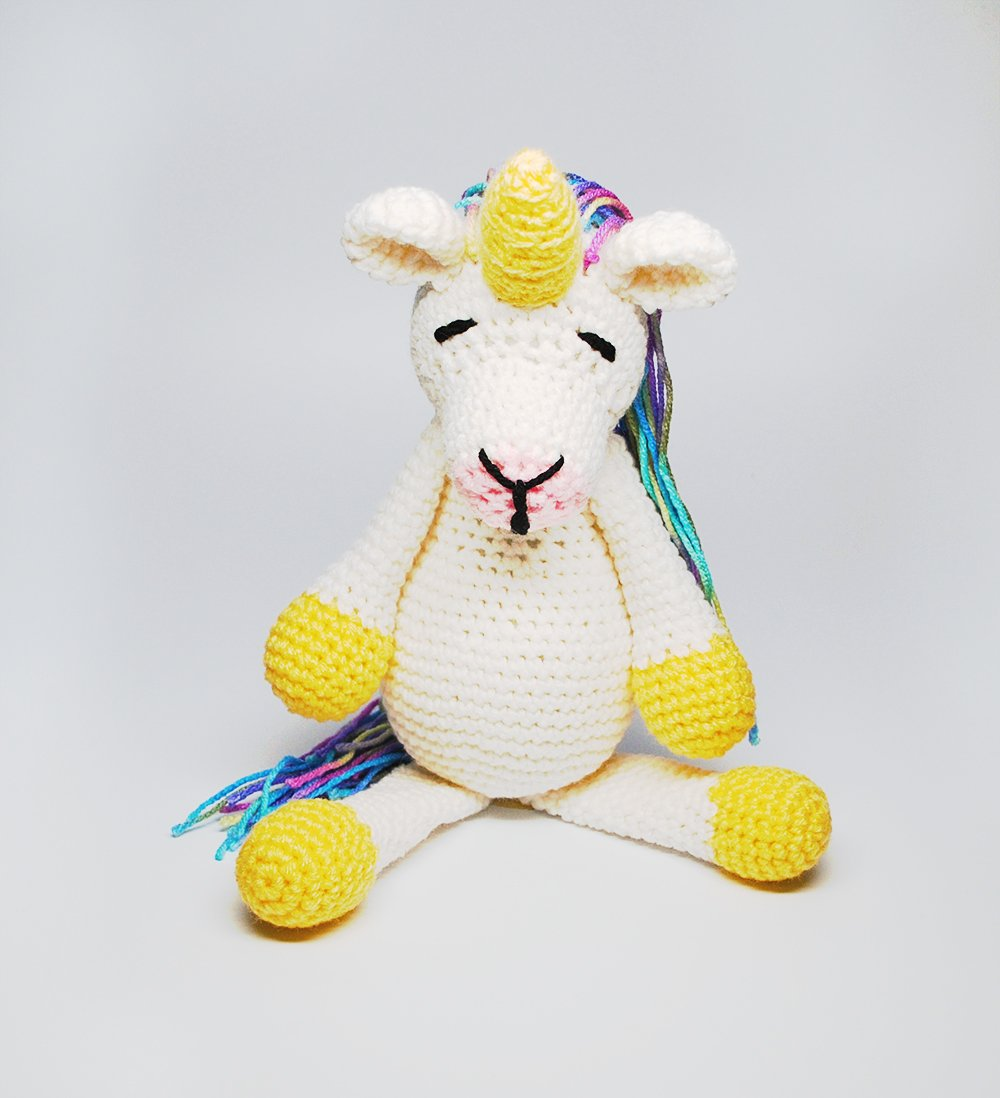 KidEssenceShop: Stuffed Animals - Stuffed Unicorn