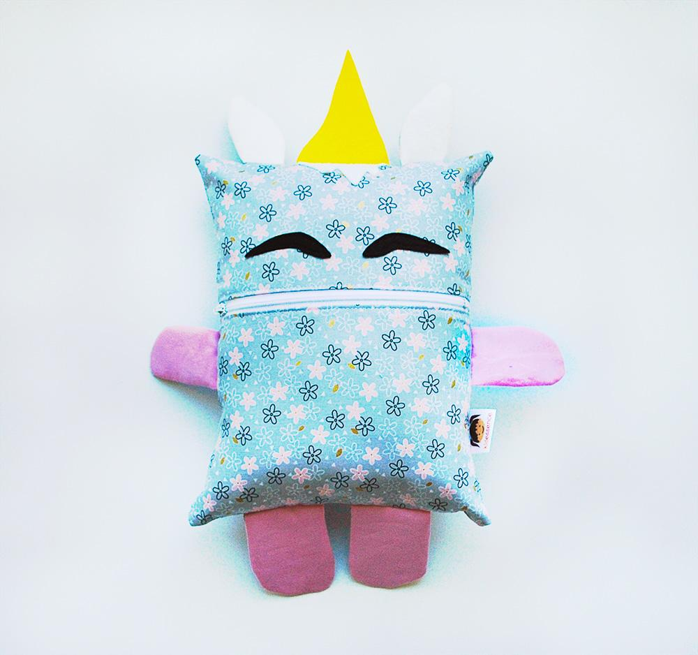 KidEssenceShop: Worry Animal - Unicorn Worry Animal