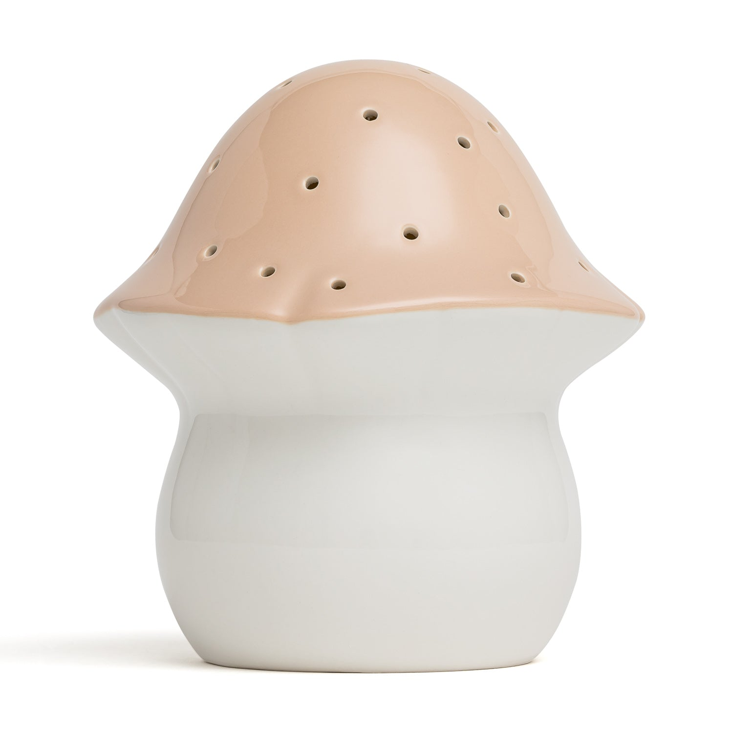 Little Belle Toadstool Nightlight - Peach [Battery]