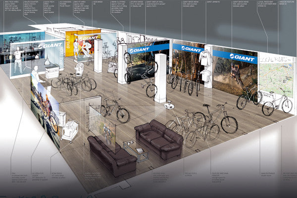 Retail and exhibition Design