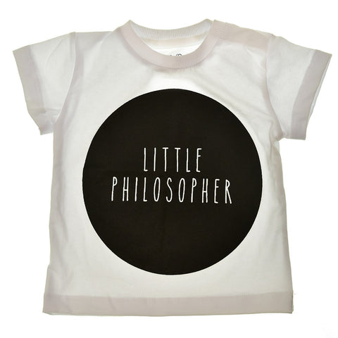 Little Philosopher majica za bebe - Little Philosophers - Supermarket Concept Store