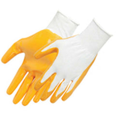Nylon Nitrile Gloves - One Size