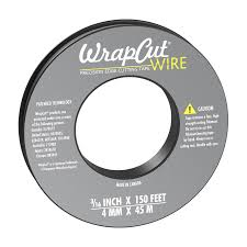 Wrapcut Wire Tape 150ft Roll