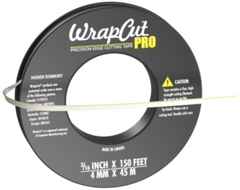 Wrapcut Pro Tape 150ft Roll