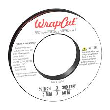 Wrapcut Tape 200ft