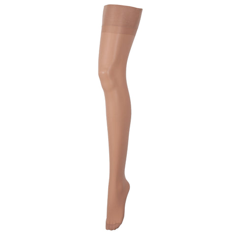 Stockings Plain Leg/Plain Top Nude