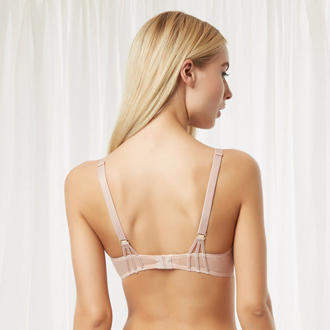 Laura Soft Cup Bra Rose Dust