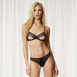Rafferty High-waist Brief Black