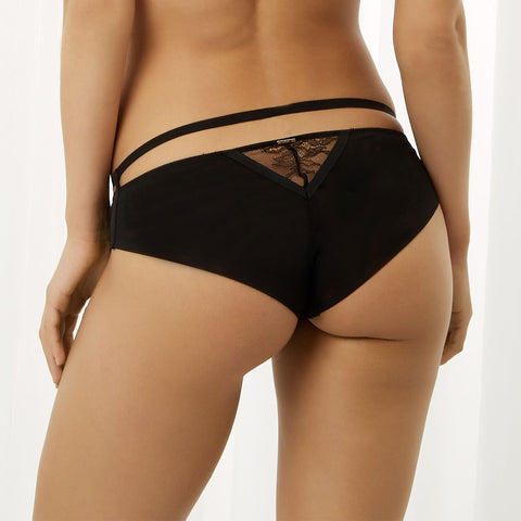 Luisa Brief Black