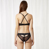 Saffy Brief Black