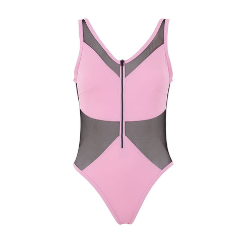 Catalan Swimsuit Pink